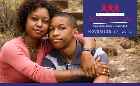 National Adoption Day Materials
